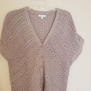 Croft&Barrow knit cardigan